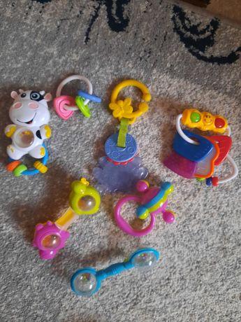 Набір іграшок брязкалець