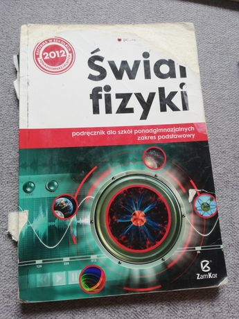 Książka do fizyki