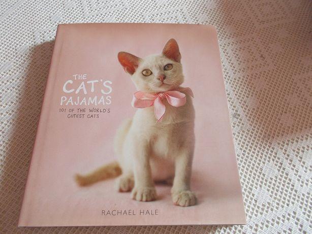Livro sobre gatos The Cat´s Pajamas