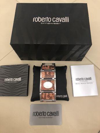 Наручные часы женские Roberto Cavalli браслет