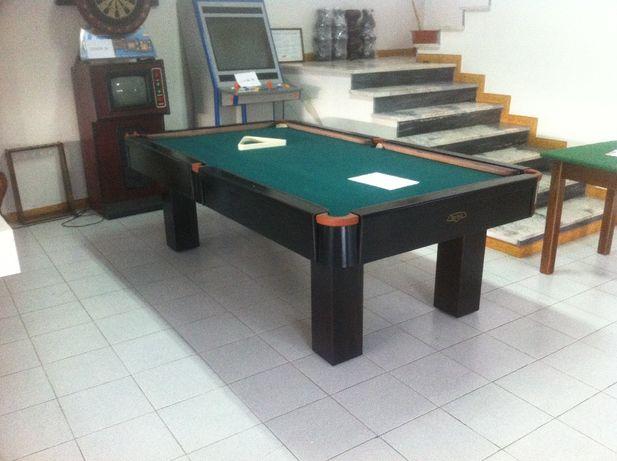 Mesa de Bilhar - Snooker - NOVO Oportunidade