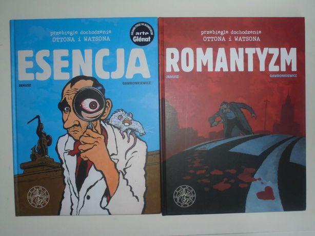 Gawronkiewicz - Esencja+Romantyzm. Komplet. Unikat!