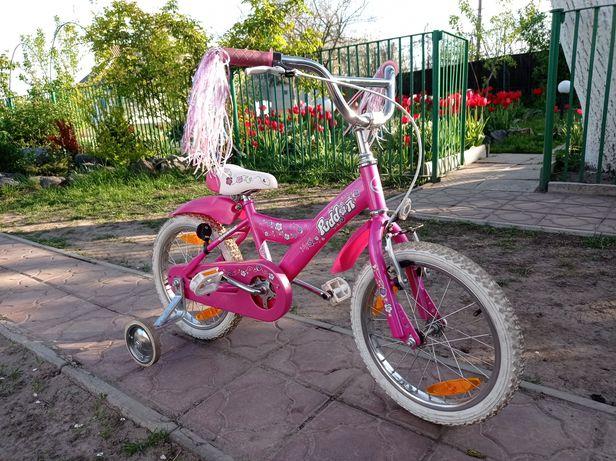 Детский велосипед, новое состояние! Все отлично работает! Торг!