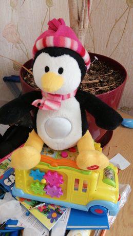 Пингвин светящийся