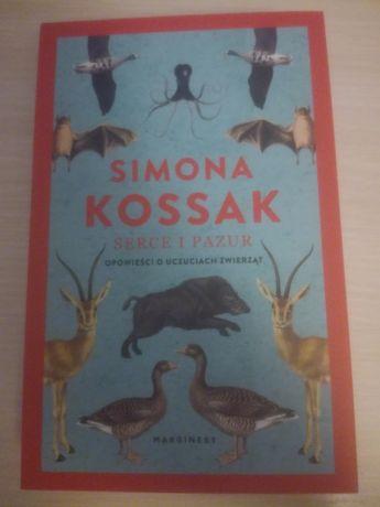 """Simona Kossak """"Serce i Pazur"""" opowieść o uczuciach zwierząt"""