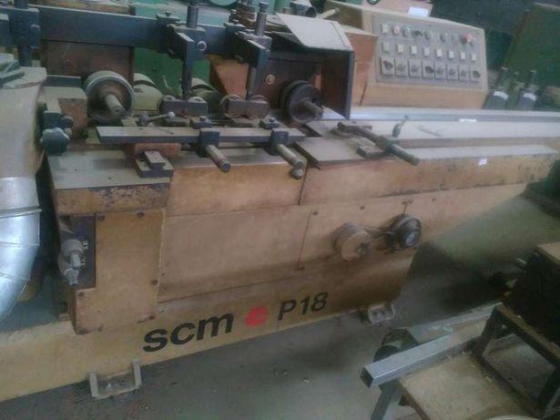 Molduradora SCM 8 árvores