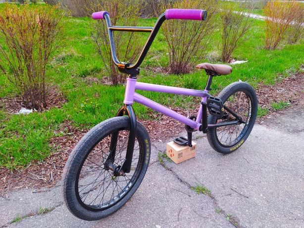 Продам bmx (Fiend, Fit, KMC, Maxxis, Aliеnation, Kench)