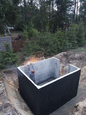 Piwnica betonowa dł./szer./wys 320 cm170 cm210cm SPIŻARKA z dostawą