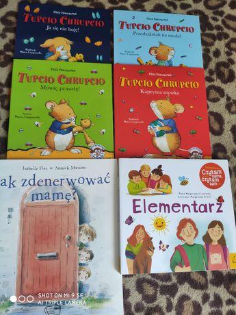 Zestaw 6 książek