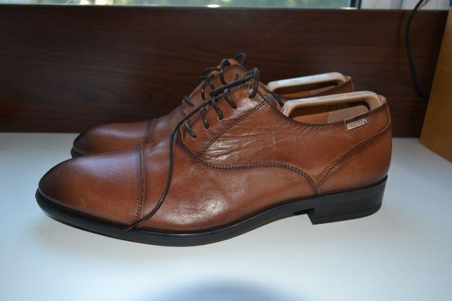 Pikolinos 44р туфли , броги, ботинки кожаные. Оригинал.