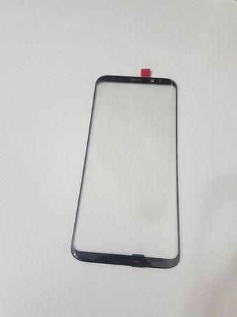 Стекло дисплея Samsung Galaxy S8 Plus G955F, G955FD Оригинал Черный