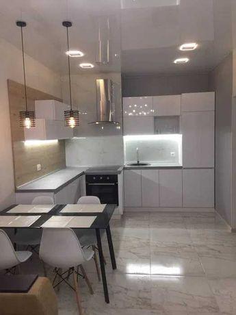 Квартира с  новым ремонтом, техникой , мебелью + вид Моря ! ST