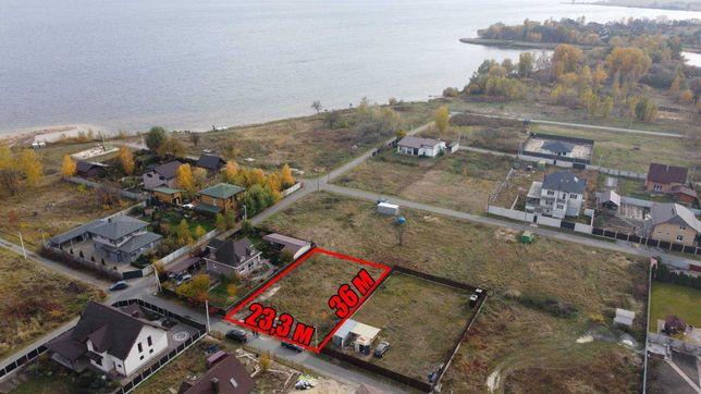 Продам земельный участок 100  метров от Киевского моря, Глебовка