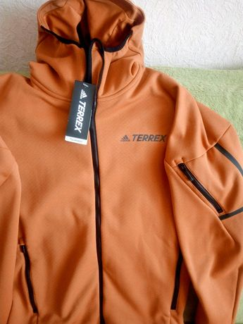 Флісова куртка adidas terrex