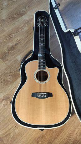 Gitara elektroakustyczna hagstrom sigra2-ce-12 12stka 12strunowa