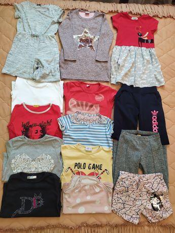 Пакет вещей на девочку 6 лет р.110-116