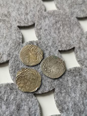 Pfening bardzo stare srebrne monety