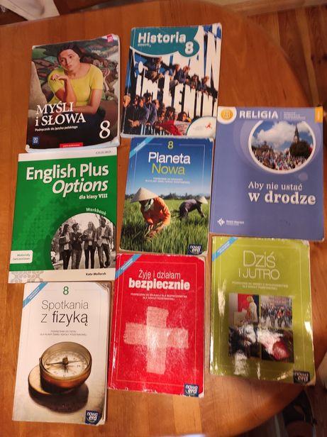 Podręczniki  podręcznik 8 klasa