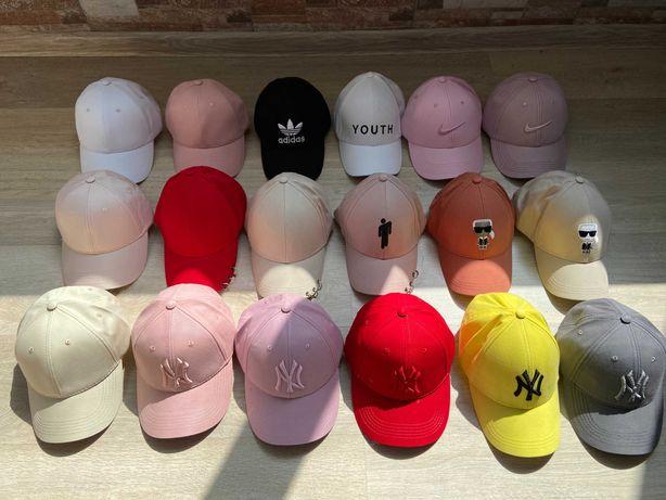 Кепки бейсболки 2021, модні кепки, жіночі кепки, чоловічі кепки
