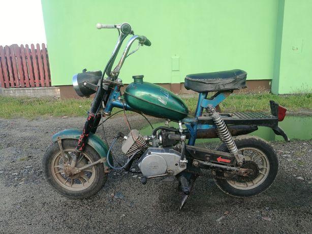 Sprzedam/zamienie motorynke