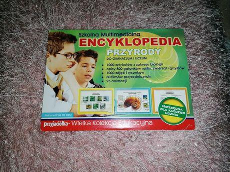 Encyklopedia przyrody, cd