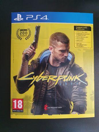 Cyberpunk 2077 PS4/PS5 PL