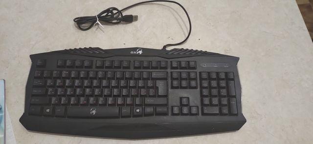 Клавиатура проводная Genius Scorpion K220 USB