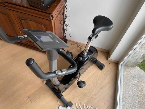 Bicicleta estática slide touch pro form 6.0