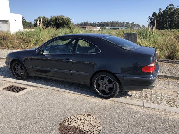 Mercedes CLK 200 w208 Sport coupé GPL / Gas - Mecanica toda revista