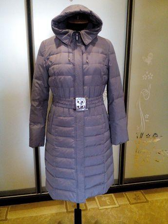 Пальто - пуховик р. 50