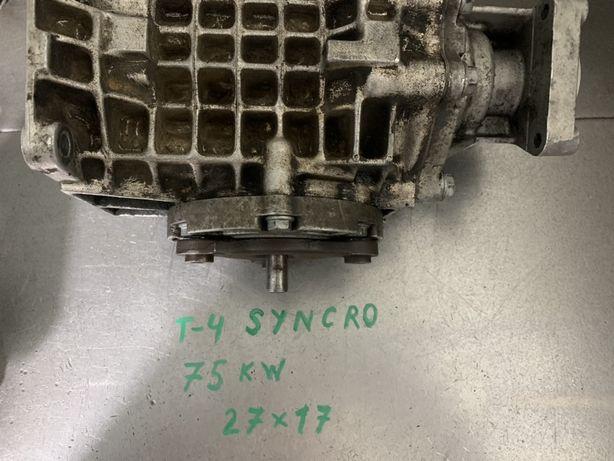 Vw TRANSPORTER Т-4 SYNCRO роздатка 2.5 tdi 75 kw.