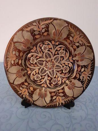 Prato em cobre com imbotidos