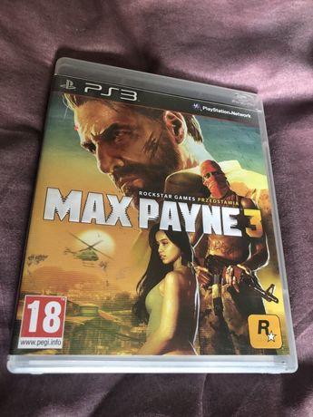 Gra Max Payne 3 Ps3