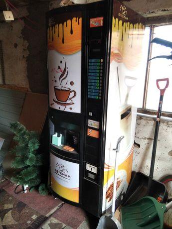 кофе апарат Купюрный