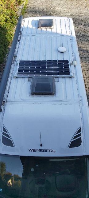 Panel solarny kamper 100W