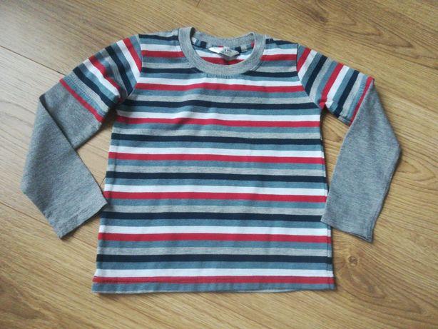 Koszulka z długim rękawem rozmiar 98