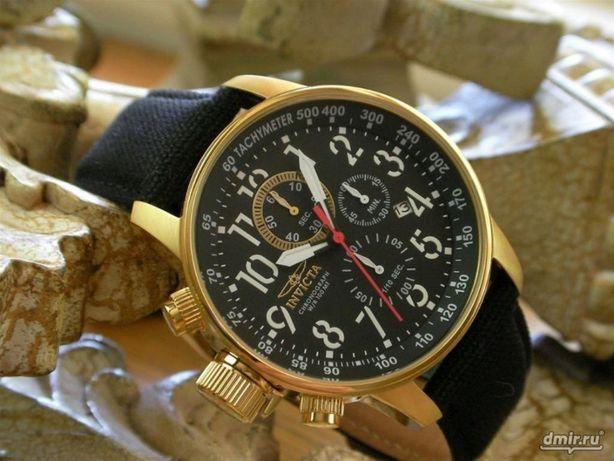 ОРИГИНАЛ   НОВЫЕ Швейцарские часы Invicta Force 1515 Авиатор! Гарантия