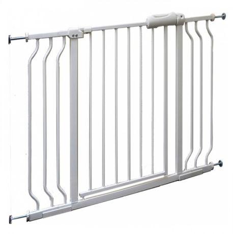 Portão De Segurança Para Cães 74-110x79 cm