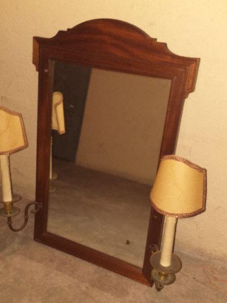 Espelho de parede clássico