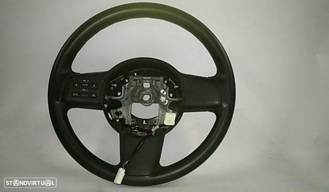 Volante Mazda 2 (De_, Dh_)