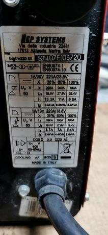 Spawarka inwerterowa Bigtre 220.60