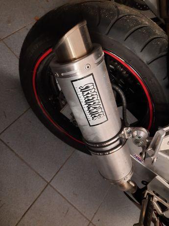 Wydech Honda CBR 600 pc31 F3