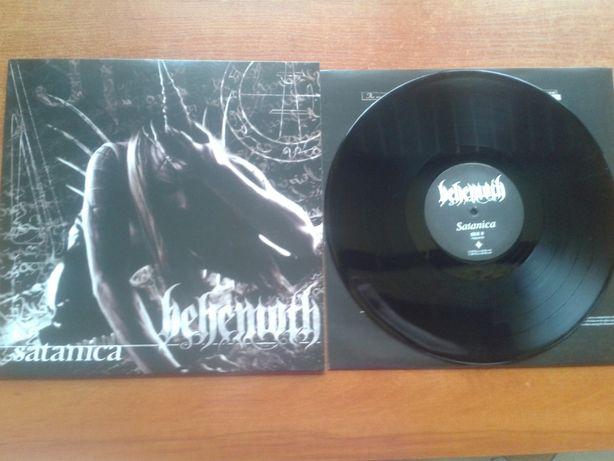 Behemoth winyl, lp Satanica, nowy, czarny - przesyłka 1zł