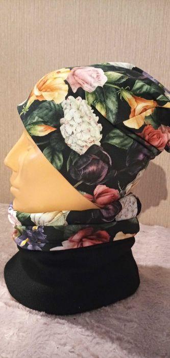 Komplet czapka+komin Piła - image 1