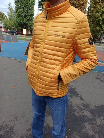 р.46-50!Мужская куртка бомбер ветровка осень демисезонная подростковая