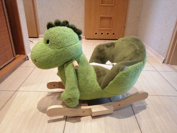 Bujaczek Dino, zielony