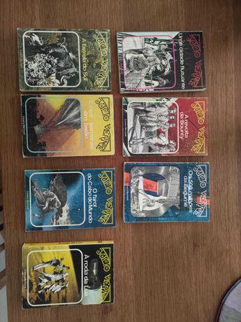 Vendo Livros da Coleção Julio Verne