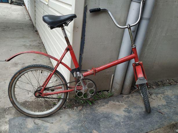 Велосипед тиса!!!