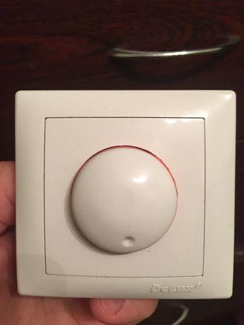 Светорегулятор диммер Delux 600 w