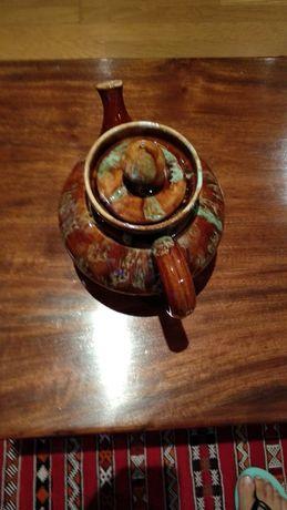 Bule de faiança antigo